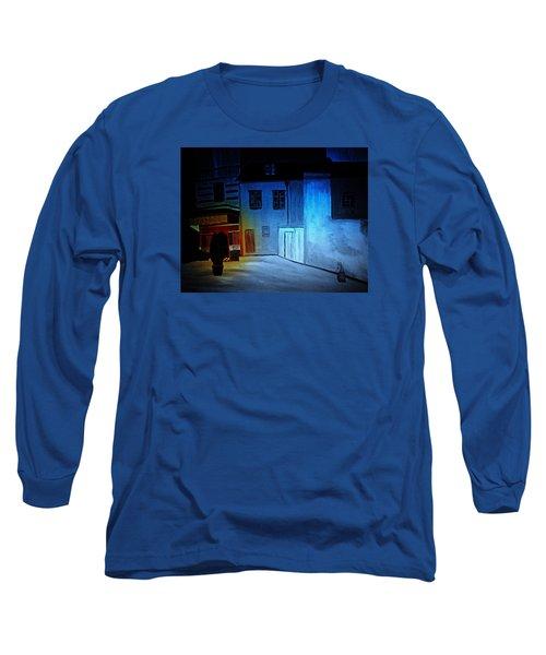 Love In San Fele Long Sleeve T-Shirt by Bill OConnor