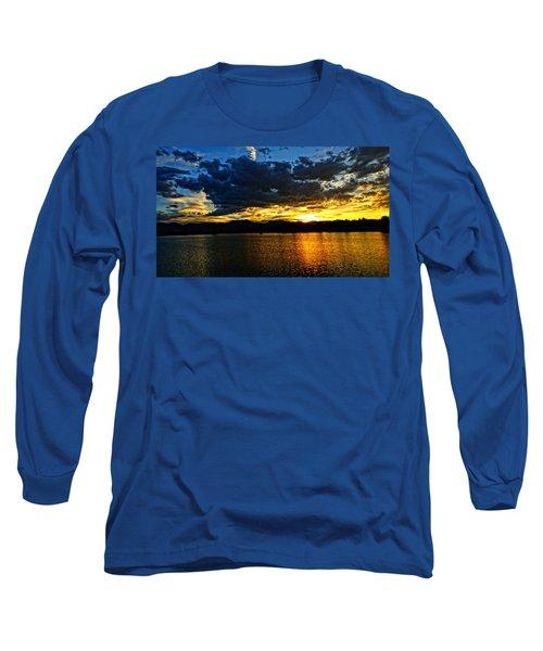 Love Lake Long Sleeve T-Shirt