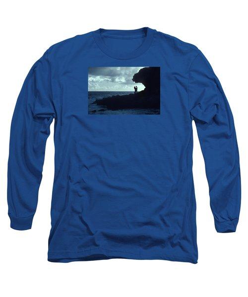Love On The Rocks Long Sleeve T-Shirt