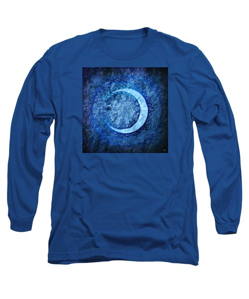 Luna Long Sleeve T-Shirt by Kenneth Armand Johnson