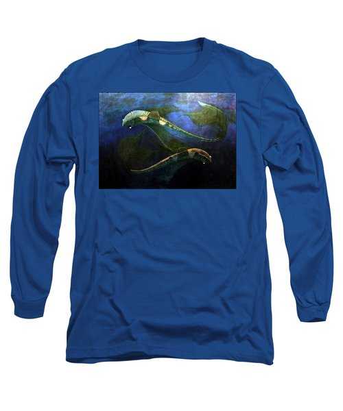 Magic Fish Long Sleeve T-Shirt