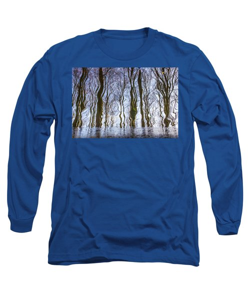 Magic Forest-26 Long Sleeve T-Shirt