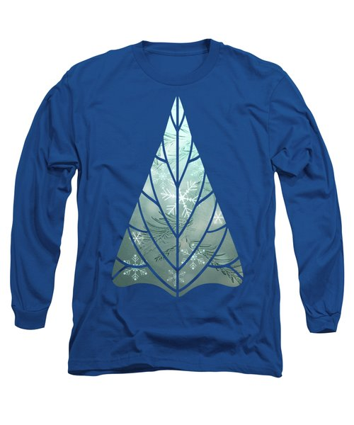 Magical Snow Long Sleeve T-Shirt by AugenWerk Susann Serfezi