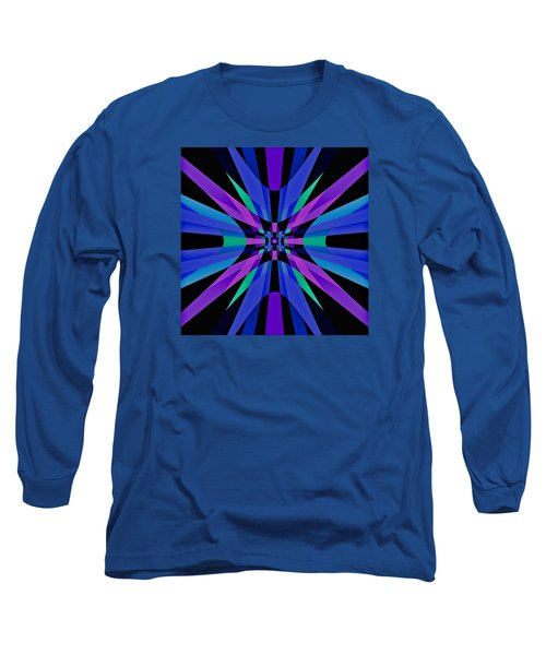 Magnetic Long Sleeve T-Shirt