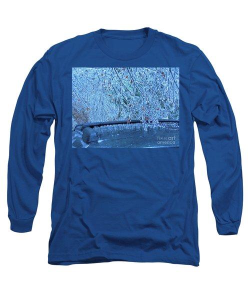 Malibu Icicles Long Sleeve T-Shirt