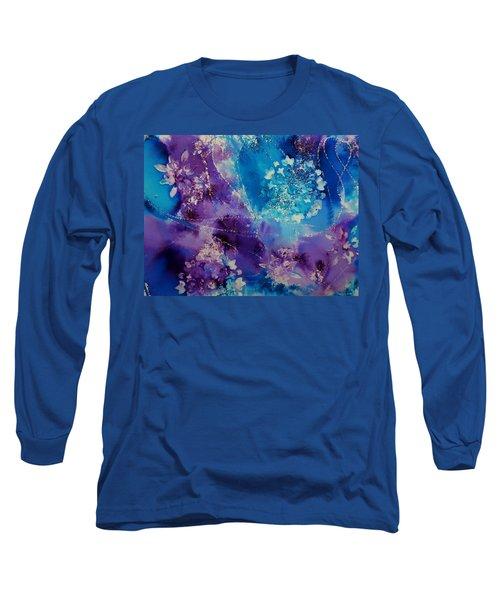 Mandala Abstract Long Sleeve T-Shirt