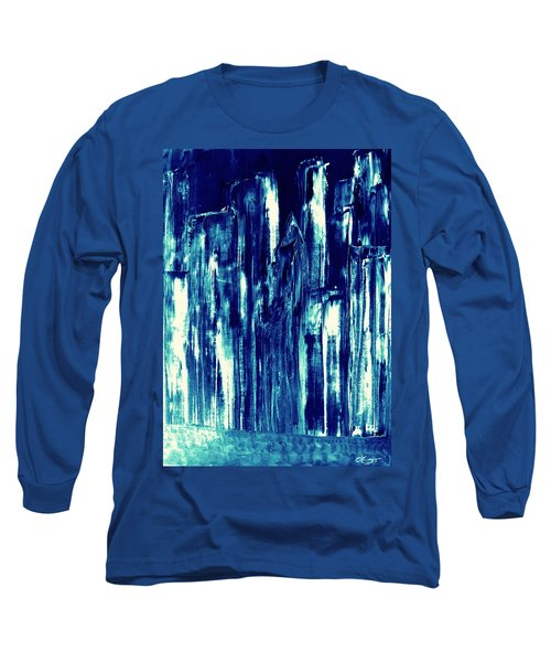 Manhattan Nocturne Long Sleeve T-Shirt