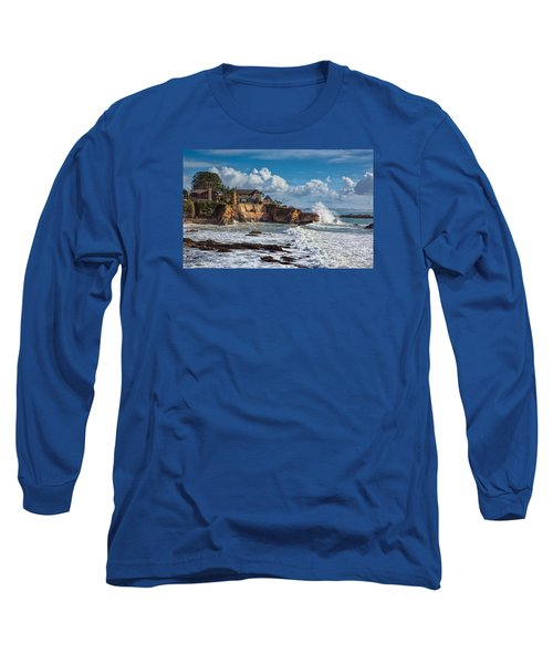 Mansion On The Cliffs Long Sleeve T-Shirt