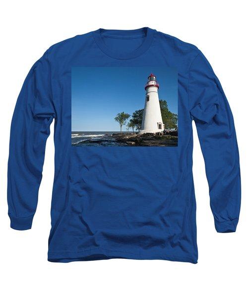 Marblehead Lighthouse Long Sleeve T-Shirt