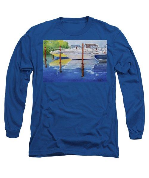 Marina Afternoon Long Sleeve T-Shirt