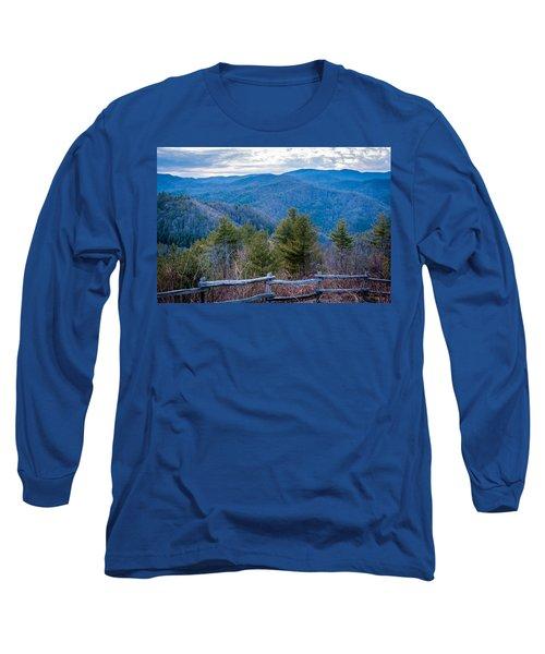 Mark Hannah Overlook Cataloochee Long Sleeve T-Shirt