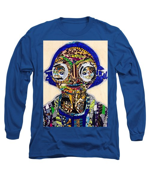 Maz Kanata Star Wars Awakens Afrofuturist Colection Long Sleeve T-Shirt