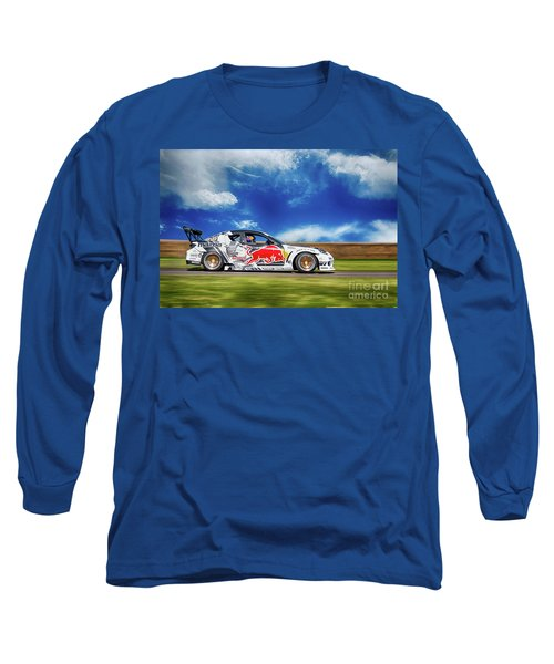 Mazda Rx7 Drift Long Sleeve T-Shirt