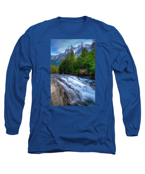 Mcdonald Creek Long Sleeve T-Shirt