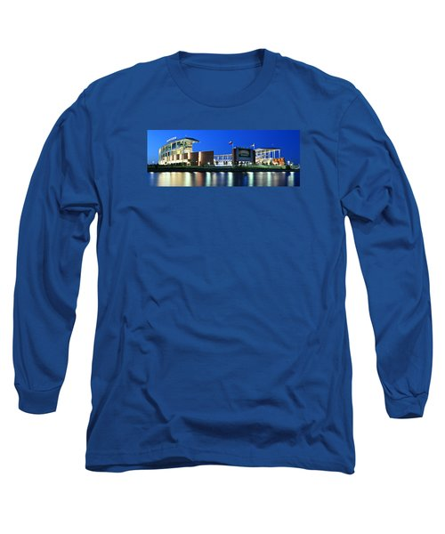 Mclane Stadium Panoramic Long Sleeve T-Shirt