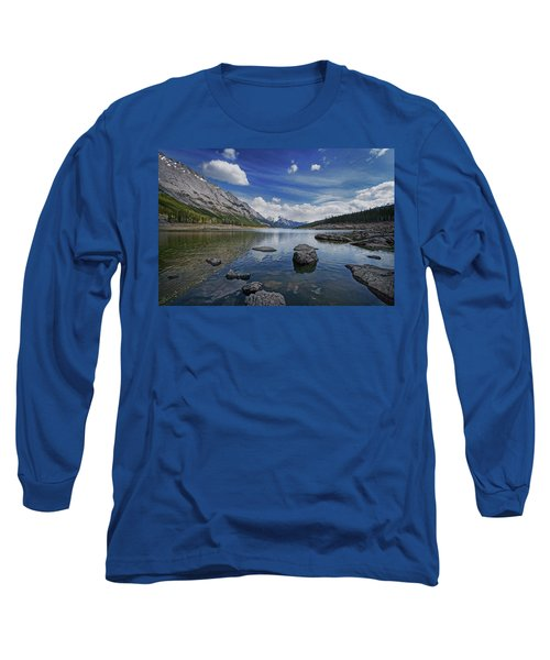 Medicine Lake, Jasper Long Sleeve T-Shirt