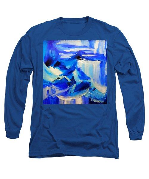Meditation Long Sleeve T-Shirt