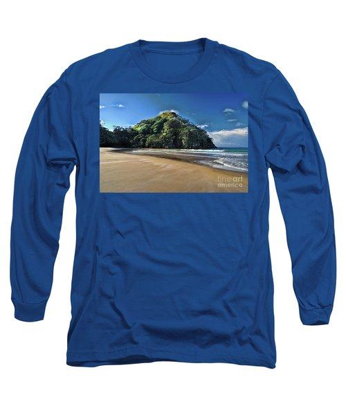 Medlands Beach Long Sleeve T-Shirt