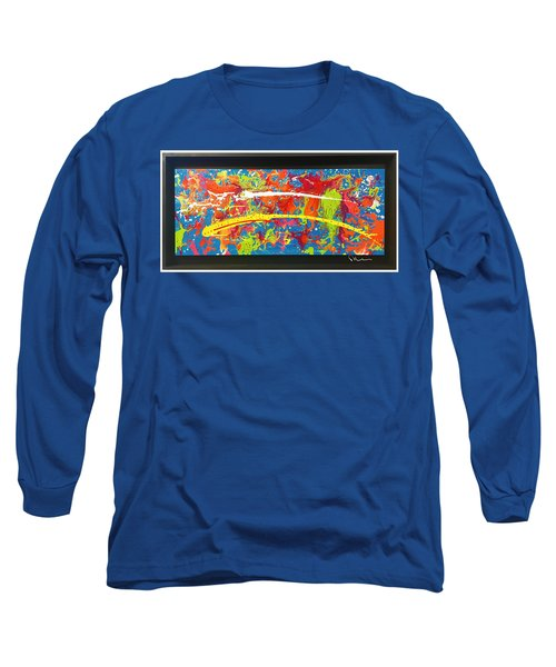 Melodramatic Long Sleeve T-Shirt