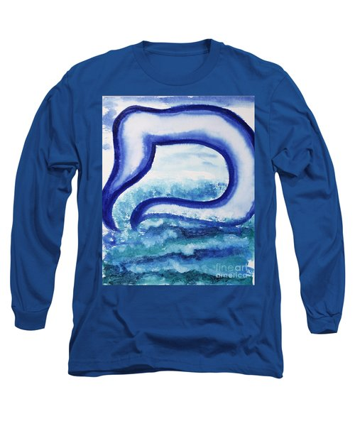 Mem In The Sea Long Sleeve T-Shirt