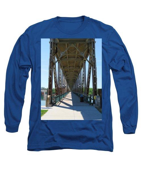 Meridian Bridge Long Sleeve T-Shirt