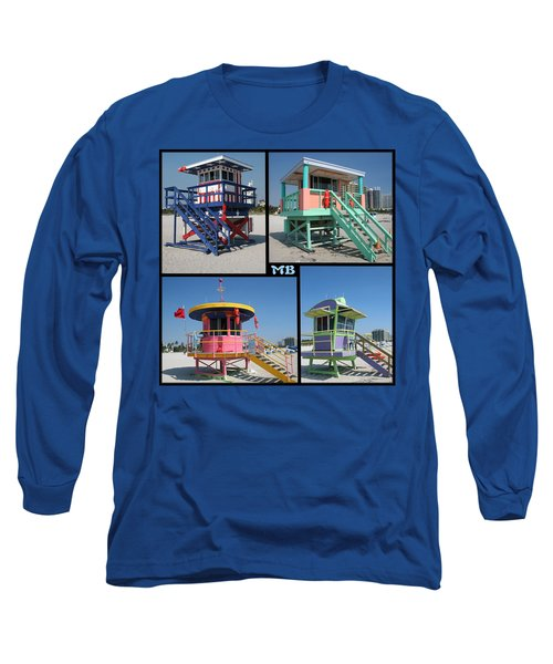 Miami Huts Long Sleeve T-Shirt