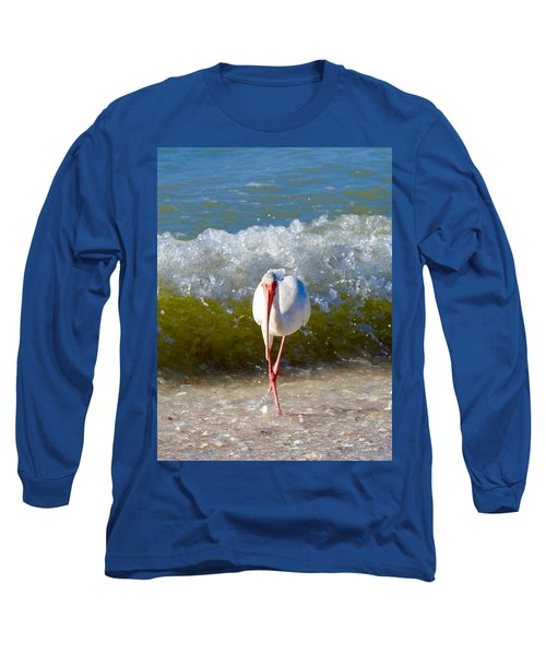 Mid Wave Feeding Long Sleeve T-Shirt