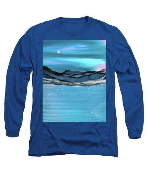 Midday Moon Long Sleeve T-Shirt