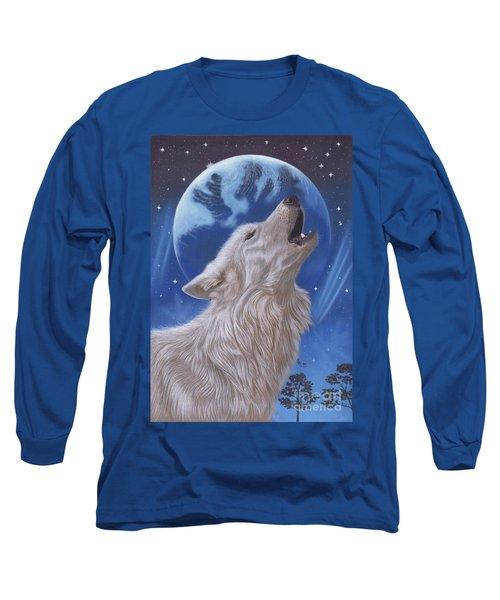 Midnight Caller Long Sleeve T-Shirt