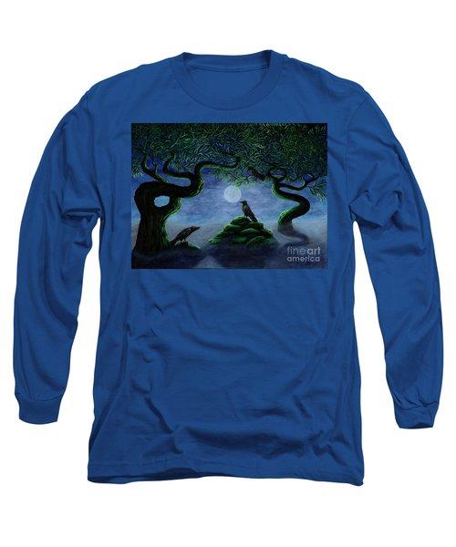 Midnight Green Long Sleeve T-Shirt