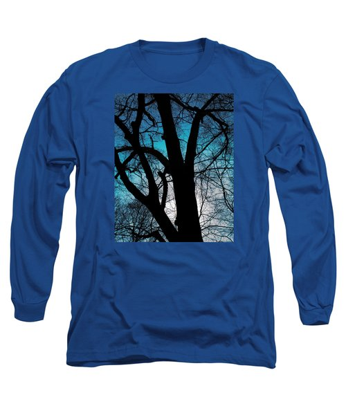Might Oak 16x20 Long Sleeve T-Shirt
