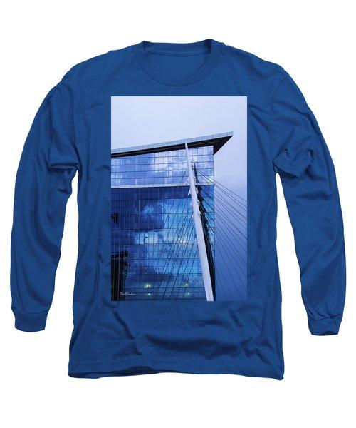 Milennium Bridge Spire Long Sleeve T-Shirt