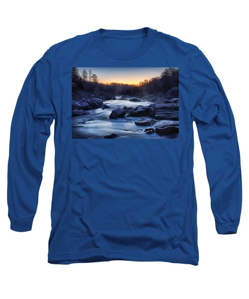 Millstream Gardens  Long Sleeve T-Shirt by Robert Charity
