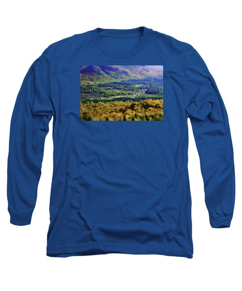 Mini Meadow Long Sleeve T-Shirt