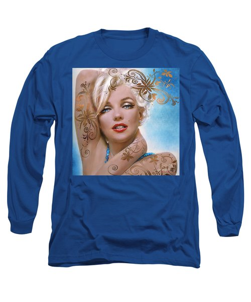 Mm 127 Deco Long Sleeve T-Shirt
