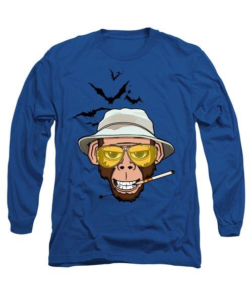Monkey Business In Las Vegas Long Sleeve T-Shirt