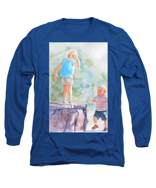 Monkey See Long Sleeve T-Shirt