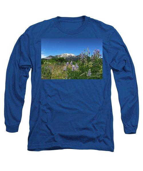 Mammoth Meadow   Long Sleeve T-Shirt