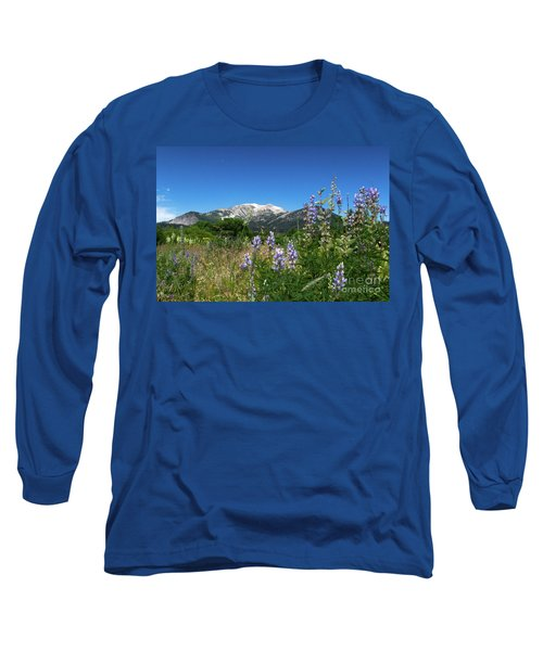 Mammoth Meadow   Long Sleeve T-Shirt