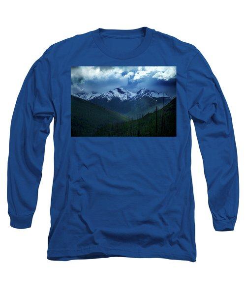 Montana Mountain Vista #2 Long Sleeve T-Shirt