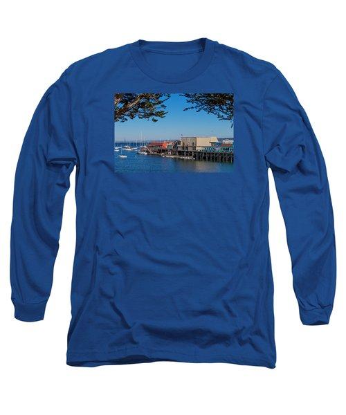 Monterey Long Sleeve T-Shirt by Derek Dean