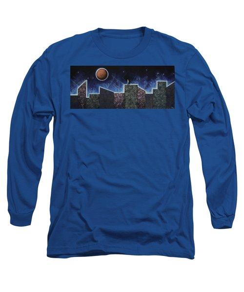 Moon Eclipse Long Sleeve T-Shirt