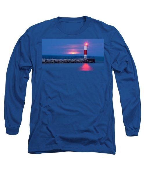 Moon Marker Long Sleeve T-Shirt