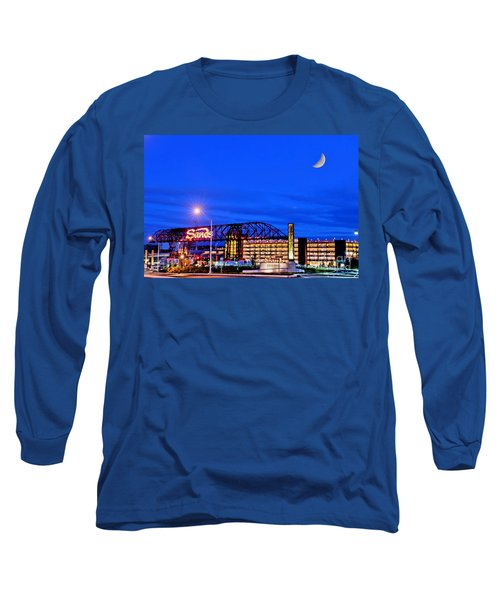 Moon Over Sands Long Sleeve T-Shirt