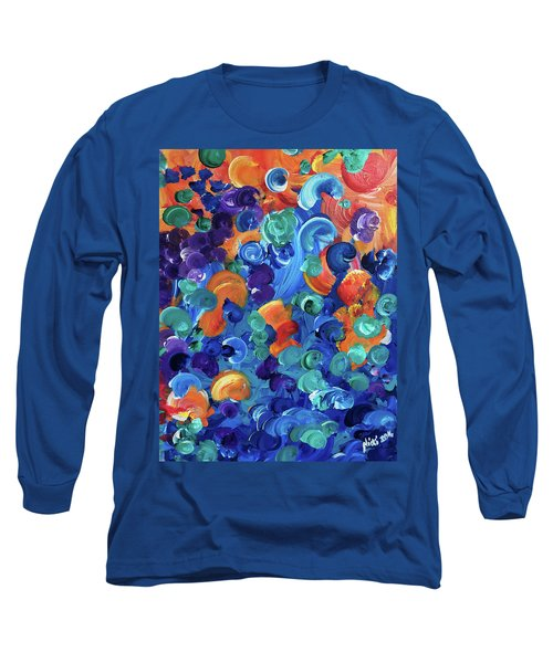 Moon Snails Back To School Long Sleeve T-Shirt