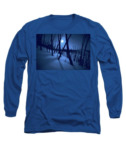 Moonshadows Long Sleeve T-Shirt