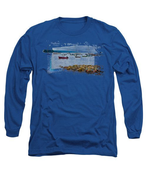 Moorings 2 Long Sleeve T-Shirt
