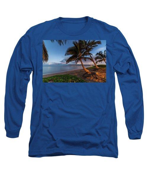 Morning Aloha Long Sleeve T-Shirt