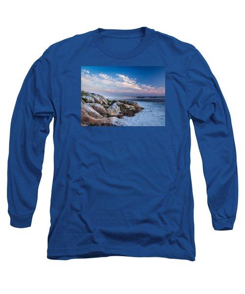 Morning At The Beach Long Sleeve T-Shirt