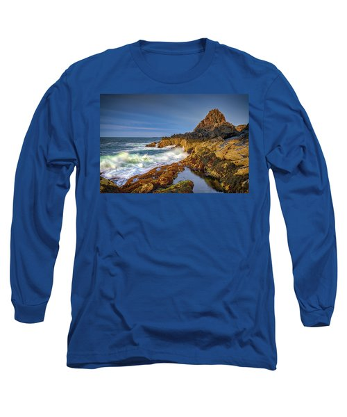 Morning On Bailey Island Long Sleeve T-Shirt